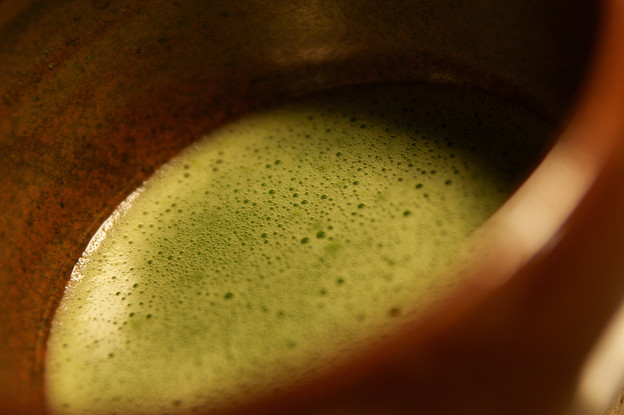 Photos: お抹茶。