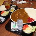 Photos: ビッキ石のカレー