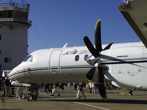 SAAB 340/2000(JCAB)