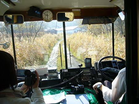 旧道を上羽幌へ
