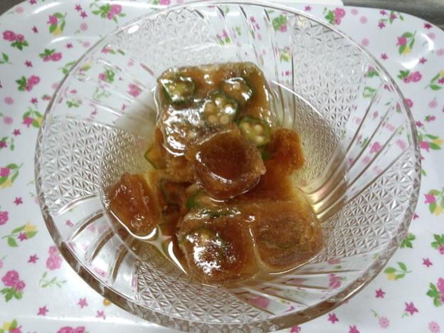 テーブルマークの冷たい麺。