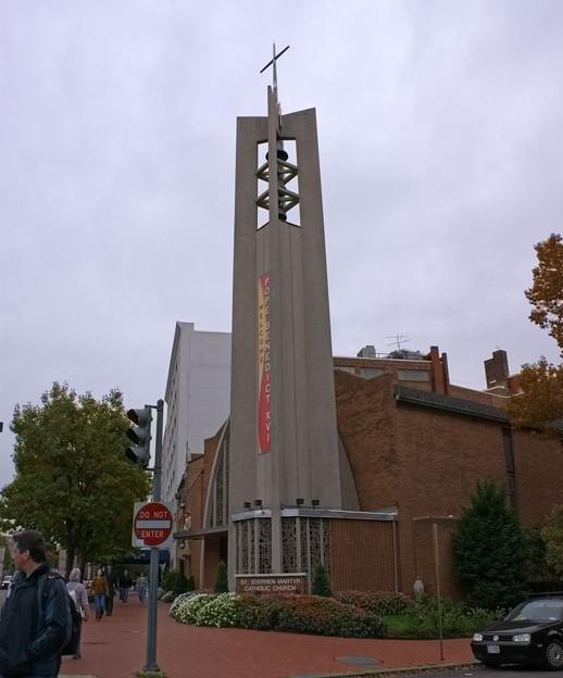 近代的な教会