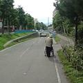 Photos: 白石サイクリングロード 大谷地付近