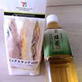 写真: 20120704朝食