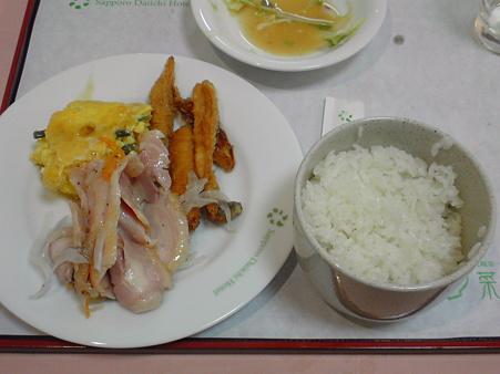 札幌第一ホテル 菜箸一膳
