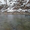 写真: 尻焼温泉 露天 川の湯