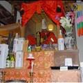 Photos: 我が田舎の お寺さん 即身仏 ミイラ鉄門海上人様