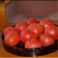 Photos: 山形夏の旅 親戚で頂いた 路地物トマト