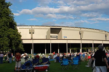 タングルウッド音楽祭野外劇場