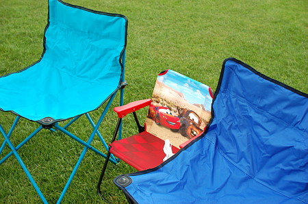 タングルウッド音楽祭簡易椅子