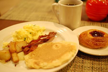 シェラトン・ワシントン・ホテル・ノース(朝食)