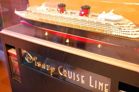 ホテルスワン・クルーズライン模型