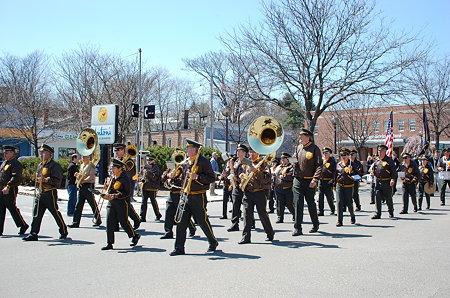 2009 Patriot Day Parade in Arlington