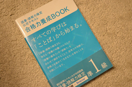 語彙読解力検定 (1)