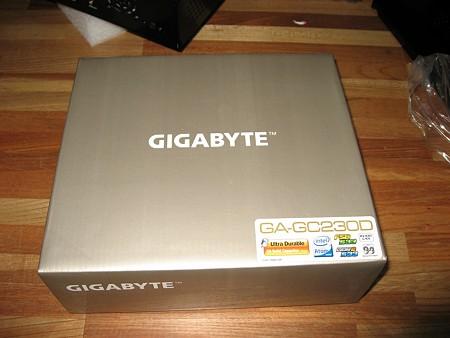 GA-GC230Dの箱