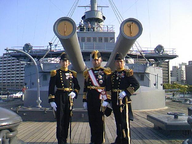 海軍記念日 の本日、横... - 写...