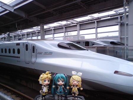 それではこれから、千葉への帰路フェーズです。 リン:「きゃほー♪...