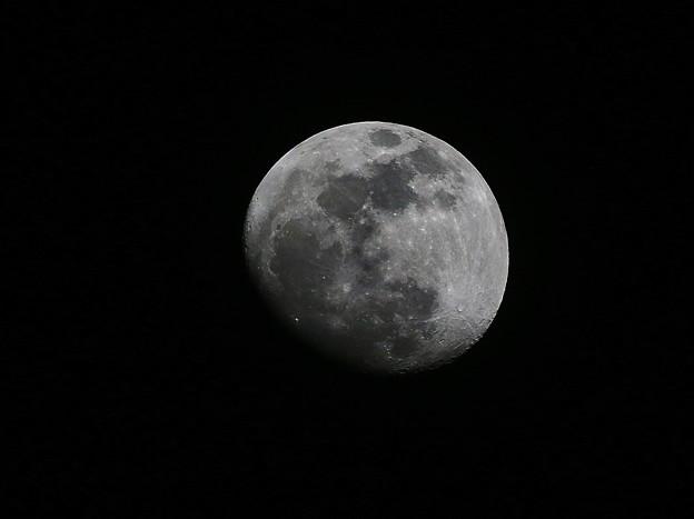 2014年4月12日の月 IMG_7877