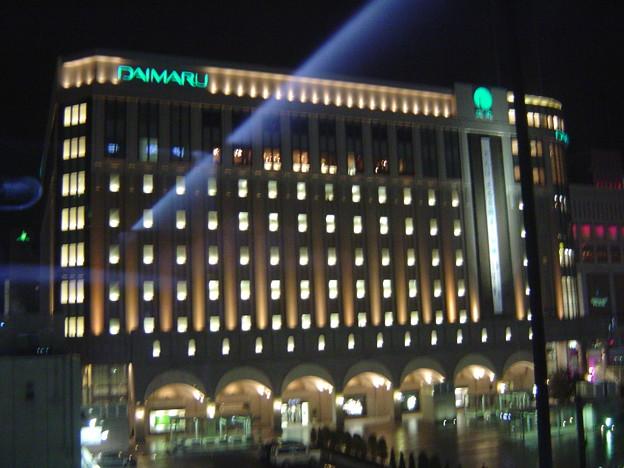 札幌駅前 大丸