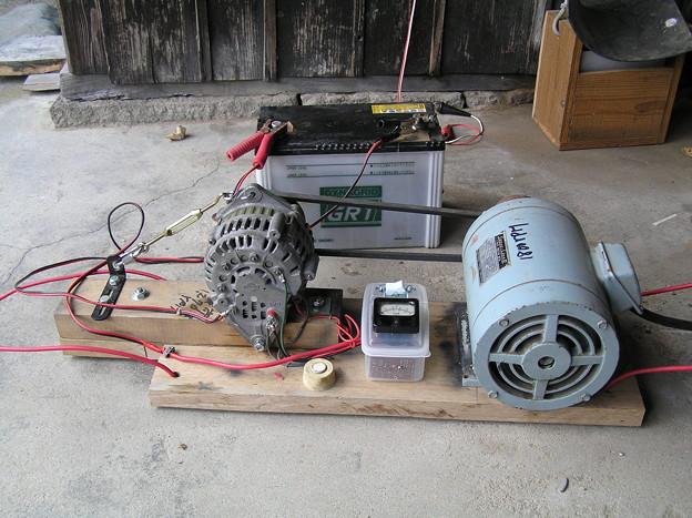 ダイナモ充電器