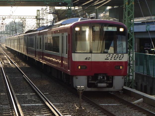 京急本線 快特品川行 RIMG0374