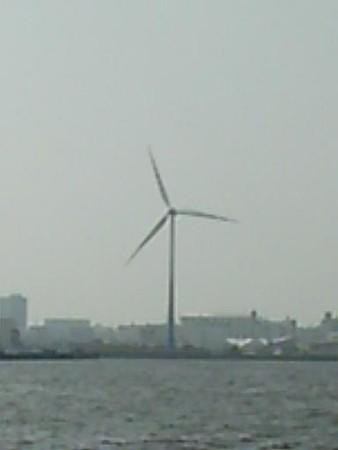 IN 横浜港内 (1)