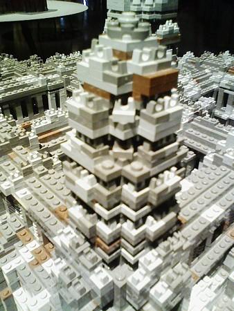 080829-レゴ展 アンコールワット (3)
