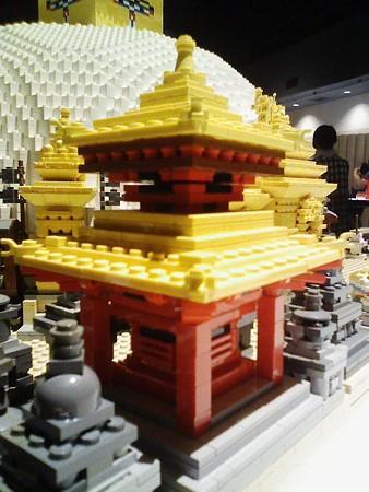 080829-レゴ展 カトマンズの寺院 (2)