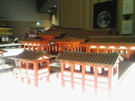080829-レゴ展 厳島神社 (2)