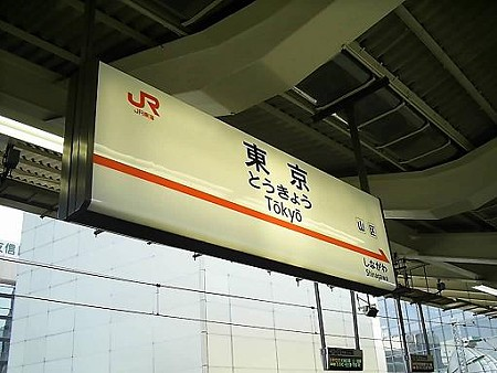東京駅新幹線