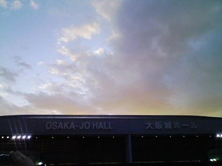 081223-城ホール 夕 (2)