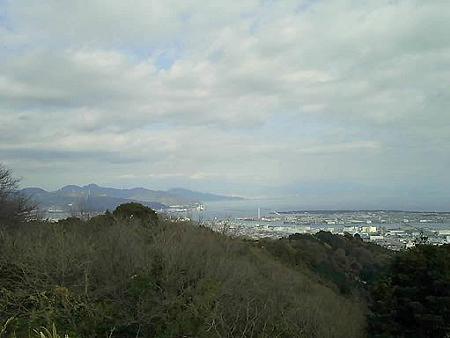 20090104-日本平山頂