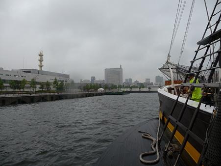090507-観光丸 入港 (3)