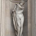 Photos: ルーブル外壁彫像