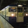 Photos: JR東日本115系 快速むさしの号