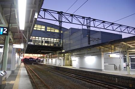 JR東海駅ホーム