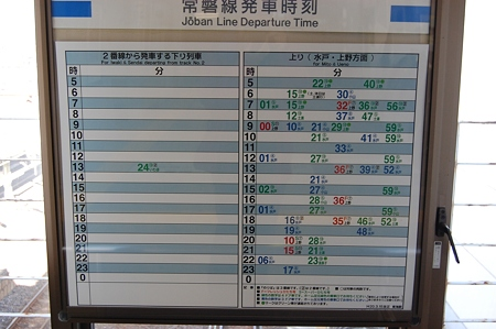 JR東海駅 時刻表
