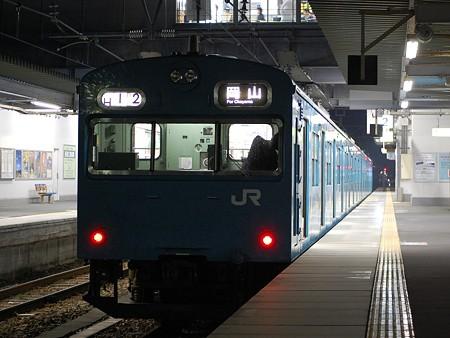 JR西日本 103系
