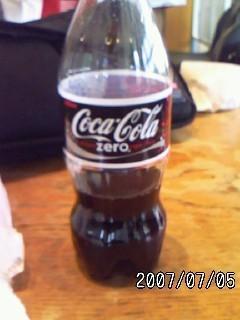 Cola-Cola zero(コカ・コーラ)