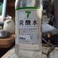 写真: セブンプレミアム 炭酸水(セブン&アイ[アサヒ飲料])