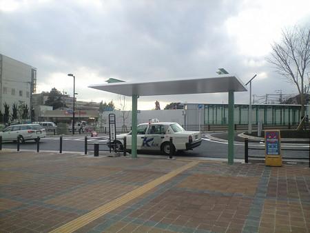 大岡山駅 タクシー乗り場