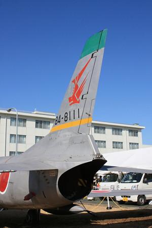 F-86D 84-8111 第3航空団第102飛行隊 IMG_9908_2