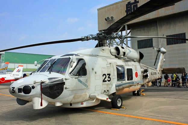 SH-60K 対潜哨戒ヘリコプター IMG_1529_2