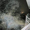 Photos: ベランダからの雪 - 002