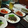 写真: 韓国前菜