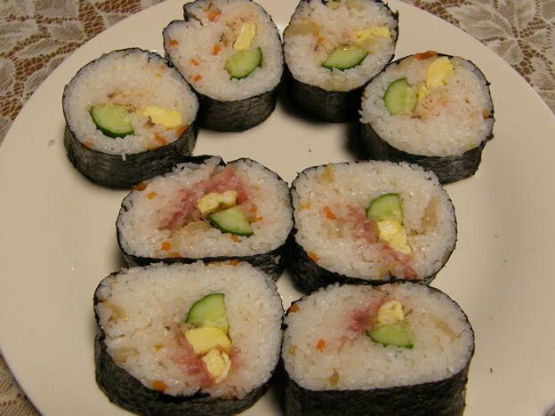巻き寿司 by ぶらさが