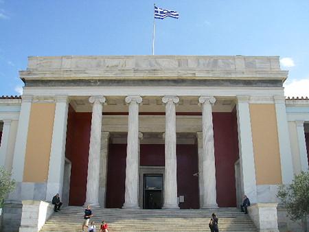 アテネにて