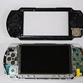 写真: PSP液晶自力交換 03