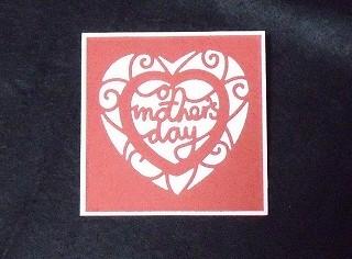 母の日カード (4)
