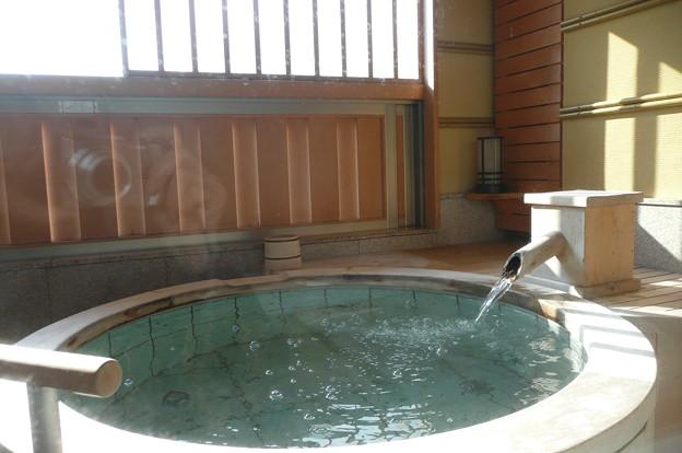 Photos: 部屋風呂